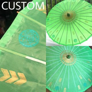 Moon Tide Parasol Custom