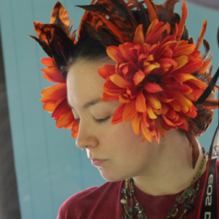 Phoenix Headdress