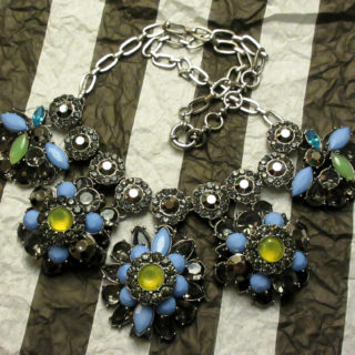 Neptune Cannon Chunky Necklace